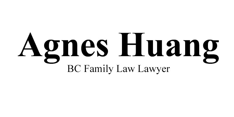 Agnes Huang BC Family Law Lawyer