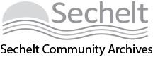 Sechelt Community Archives