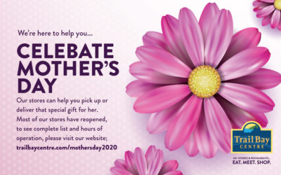 Celebrate Mother's Day at the Centre!